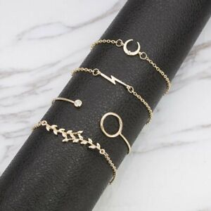 Letter-I-LOVE-MAMA-Women-Cuff-Opened-Bracelet-Crystal-Bangle-Rope-Chain-Jewelry