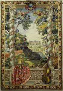 """Supreme Quality TAPESTRY, Chateau D'Enghien~ BELGIUM, 40""""W x 58""""H"""