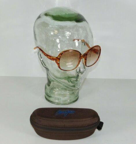 Vtg 1970's Foster Grant Large Tortoise Sunglasses