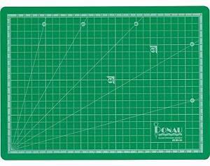 Filo maletero schneidunterlage superficie de trabajo con cucharadilla verde a2 60x45 cm