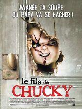 Affiche 120x160cm LE FILS DE CHUCKY /SEED OF CHUCKY (2005) Don Mancini TBE