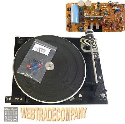 Dual 721 Repair Capacitor Set with partlist X2-Capacitors and best Steuerpimpel