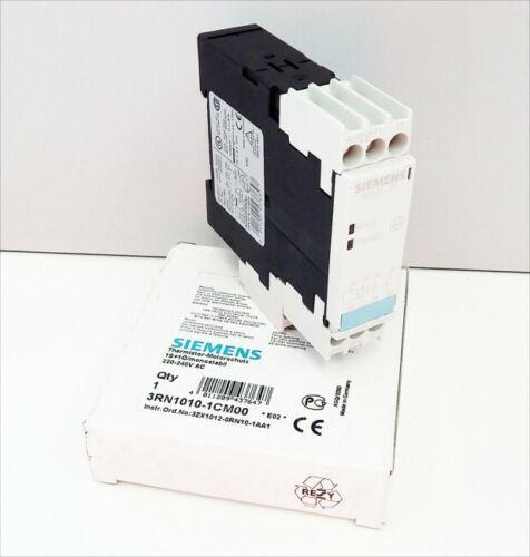 unused//OVP 02 Siemens 3RN1010-1CM00 3RN1 010-1CM00 Thermistor Motorschutz E
