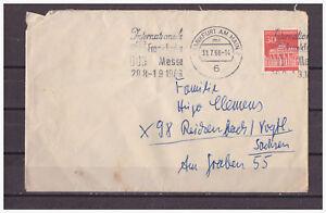 Rfa-Minr-508-Francfort-A-avec-apres-Reichenbach-31-07-1966-Wst