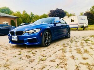 RARE 2015 BMW 435xdrive Grancoupe M Kit 1 and 2 335Hp!