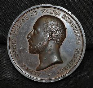 1886-Colonial-and-Indian-Exhibition-Medal-AE-52mm