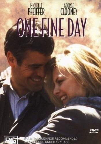 1 of 1 - One Fine Day (DVD, 2003) R4 PAL NEW FREE POST