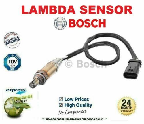 Bosch Lambdasonde für Ford USA Expedition 5.4 Xlt