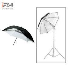 "40inch 40"" 101cm 2in1 black reflector/White Diffuser Umbrella for flash speedlit"