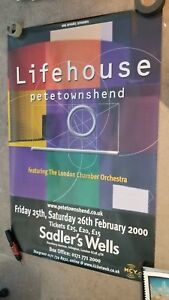 THE-WHO-PETE-TOWNSHEND-ORIGINAL-RARE-CONCERT-POSTER