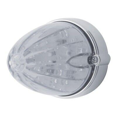 19 LED Bullet Watermelon Grakon 1000 Cab Light Kit Amber LED//Clear Lens