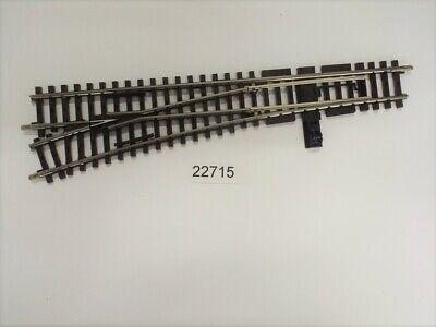 Märklin 22715 K-Gleis Weiche links H0 Fabrikneu
