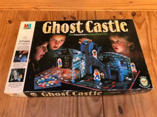 The Haunted House of Horror Spare Parts and Pieces Ghost Castle S7