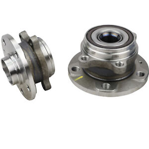 2PCS-Front-Wheel-Hub-Bearing-Assembly-Right-and-Left-for-Audi-A3-Q3-TT-VW-Beetle
