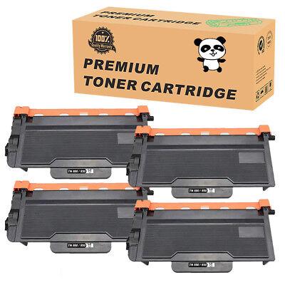 3PCS Black TN880 Toner High Yield TN850 For Brother HL-L6250DW L6400DWT L6200DWT