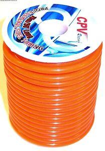 51821-Orange-RC-Engine-Nitro-Glow-Fuel-Line-1-Meter-5mm-OD-x-2-5mm-ID