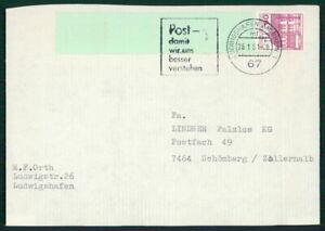 Rfa Rôles Marque 1028 A I R Rollenende 4+1 Ef Besoins Lettre Ludwigshafen Em38-afficher Le Titre D'origine