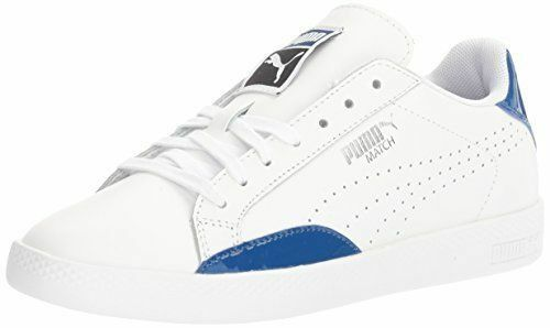 Puma Match Basic Wns 362726 03 Donna Shoes 6 Puma White True Blue NWB Authentic