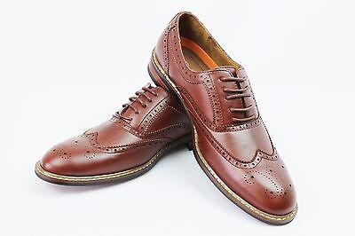 New Men's Brown Ferro Aldo Shoes