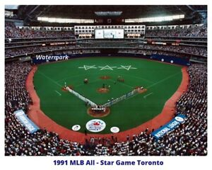 1991-All-Star-Game-Toronto-Ontario-Skydome-Blue-Jays-Color-8-X-10-Photo-Picture