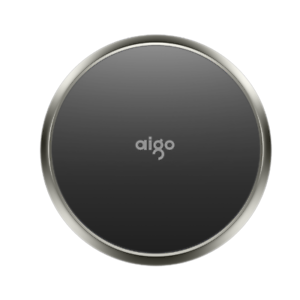 Aigo-Qi-Certified-10W-Wireless-Charging-Pad-with-Anti-Slip-Rubber-Base