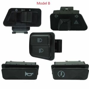 Motorcycle-Switches-Headlight-Horn-Dimmer-Starter-Double-Flash-Light-Turn-Single