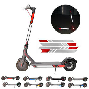 Reflector-Electric-Scooter-Reflective-Sticker-Strip-For-Xiaomi-Mijia-M365-M187