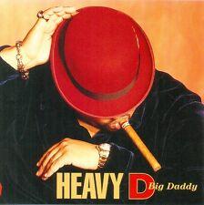 HEAVY D - Big daddy 3TR CDM 1997 RnB / SWING / USA PRINT