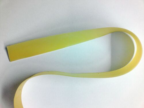 Natural Latex Rubber Strapping 1.05mm Thick 20mm//0.75inch Wide