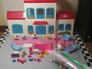 Mega Bloks Hello Kitty Dream House Set 10822