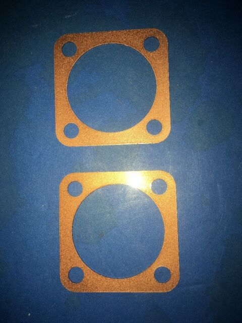 Copper HEAD GASKET 66cc Motorized Bicycle SOLID COPPER RACING EXHAUST GASKETS