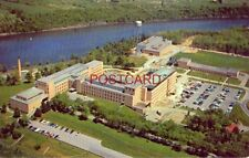 1960 AERIAL VIEW OF THE GENERAL ELECTRIC RESEARCH LABORATORY, SCHENECTADY, N.Y.