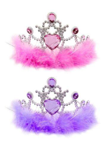 Kinder Krone Tiara Diadem Karneval Fasching Märchen Königin Prinzessin Mädchen