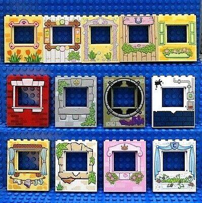 Light Aqua 24866 Lot of 25 New Lego FLOWER EDGE 1x1 with 5 Petals