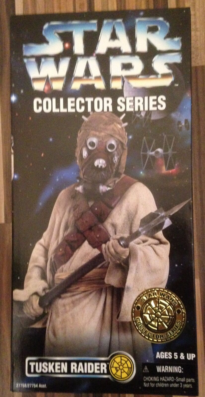Star Wars Collectors Series Tuskan Raider 12''