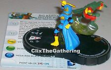 BIG BARDA MISTER MIRACLE 053 Superman & Legion of the Super-Heroes HeroClix Rare