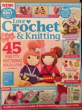 Love Crochet & Knitting Patterns You'll Love Tips Yarn Gifts 2014 FREE SHIPPING!