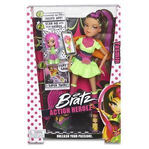 Puppen & Zubehör Yasmin Bratz Action Heroez Doll