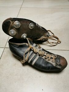 Adidas Argentinia World Cup 50s 60s 70s 80s Vintage Football Rare ball old shoes