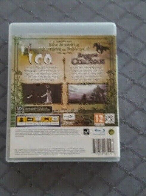 Ico & Shadow of the Colossus, PS3, adventure