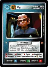 Star Trek CCG Strange New Worlds 7R25 Rule of Acquisition #6 NrMint-MINT