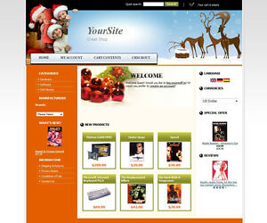 Established-ECOMMERCE-CHRISTMAS-GIFTS-SHOPPING-STYLE-website-for-sale
