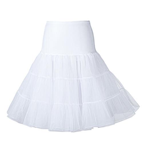 """Reifrock Petticoat Hoopless 3 Stufen kurz 18/""""// 46cm"""