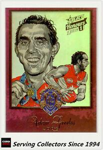 2014-Select-AFL-Honours-Brownlow-Sketch-Card-BSK47-Adam-Goodes-Sydney
