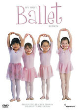 My First Ballet Lesson DVD