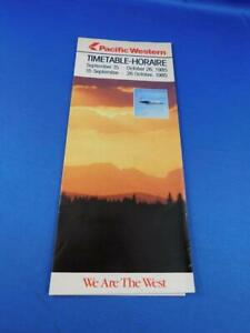 PACIFIC-WESTERN-AIRLINES-SYSTEM-TIMETABLE-SEPTEMBER-OCTOBER-1985-WE-ARE-WEST
