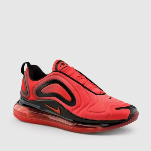 Nike Air Max 720 Red/Black Size 10 NEW 100% AUTHENTIC $180 msrp