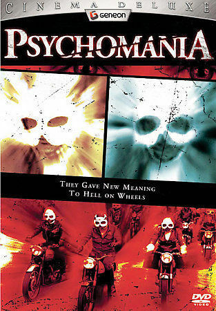 Psychomania Brand New DVD, 2005, Cinema Deluxe Series  - $7.97