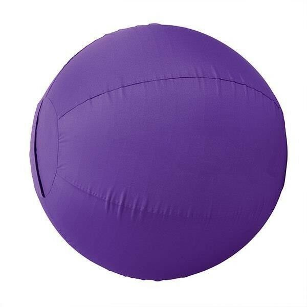 Weaver Stacy Westfall Activity Ball Cover Easy to Clean, Purple, Small