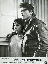 MICHAEL PARKS CELIA KAYE THE WILD SEED 1965 RARE VINTAGE PHOTO LOBBY CARD N°3